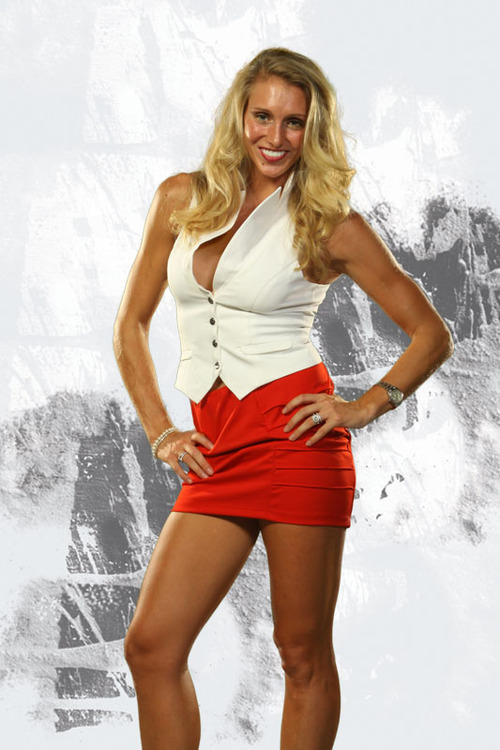 Ric Flair S Daughter Charlotte Appeared In The Playboy